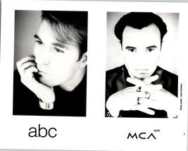 RARE Original Press Photo ABC New Wave British 80's 90's Band Martin Fry - $39.59