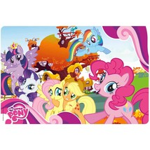 My Little Pony Plastic Placemat Set Of 4 - $12.95