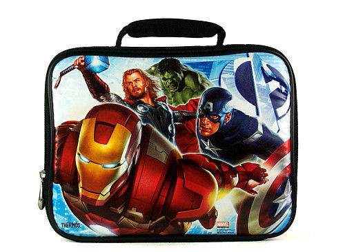 AVENGERS LUNCHBOX-BY THERMOS CO.