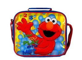 ELMO INSULATED LUNCHBOX comes with a pink food jar! - $15.16