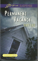 Permanent Vacancy Katy Lee (Stepping Stones Island)(Love Inspired LP Sus... - $2.25