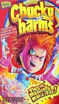 Chucky Harms Spoof Magnet - $6.99