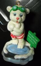 Carlton Cards Heirloom Christmas Ornament The Polar Bear Club AGC Origin... - $7.99