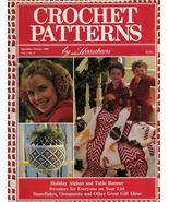 Vintage Crochet Patterns Herrschners Ornaments - $3.00