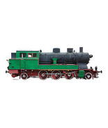 GREEN RED STEAM LOCOMOTIVE TRAIN LIFE SIZED CARDBOARD STANDUP CUTOUT 1999 - $39.95