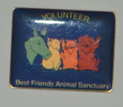 Volunteer Best Friends Animal Sanctuary Pin - $9.95