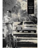 1994 Mazda 626 sales brochure catalog US 94 LX ES V6 2nd Edition - $6.00