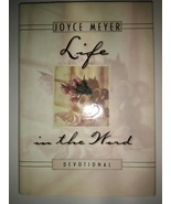 Life in the Word Devotional Hardcover – July, 1997 by Joyce Meyer - $5.95