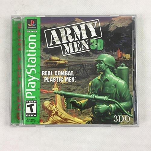 Army Men 3D [PlayStation]