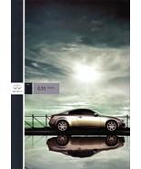 2004 Infiniti G35 COUPE brochure catalog US 04 G Skyline - $12.00