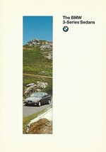 1995 BMW 3-SERIES Sedan brochure catalog 1st Edition US 95 318i 325i - $8.00