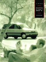 1994 Mazda MPV sales brochure catalog 2nd Edition US 94 V6 4WD - $8.00