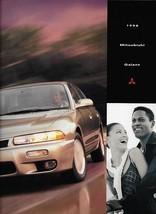 1998 Mitsubishi GALANT sales brochure catalog US 98 DE ES LS - $6.00