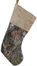 Carstens Mossy Oak Camo Christmas Stocking - $30.30