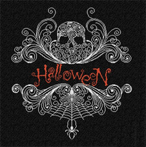 Halloween cross stitch chart Alessandra Adelaide Needlework - $15.30