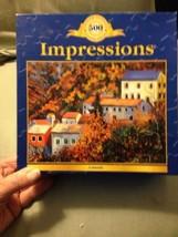 NEW Impressions 500 Piece Jigsaw Puzzle Labistide - $13.85