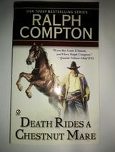 Death Rides a Chestnut Mare Mass Market Paperback July 6, 1999 by Ralph ... - $4.95