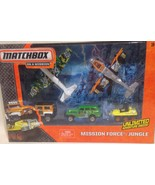 Matchbox on a Mission Mission Force: Jungle Playset - $11.76