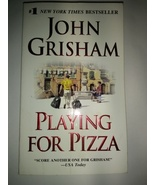 Playing for Pizza: A Novel Paperback by John Grisham - $4.95