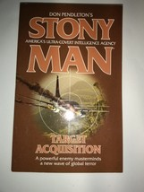 Target Acquisition (Stony Man) Paperback – October 12, 2010 by Don Pendl... - $4.95