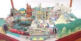 Offer Display Case come My Disneyland Diorama Complete ModelMiniature DeAGOSTINI - $2,477.00