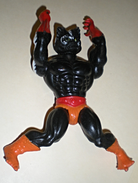 He-Man master of the Universe - Stinkor Action Figure image 2