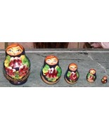 Mini Nesting Dolls Set of Five - $12.99