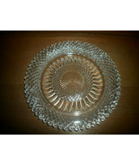 Antique Glass Plate / Serving Dish - $20.00