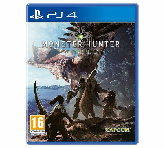 Primary image for Monster Hunter World Playstation 4 NEW Sealed