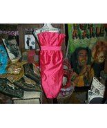 JENNY YOO COLLECTION Fabulous Red Silk Dress Size 4 - $50.00