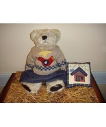 Boyds Bears Delmarva V Crackenpot Plush Bear - $12.99