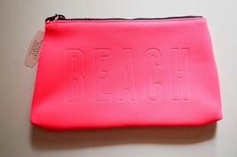 "NEW Victoria's Secret Beach Bag in Pink. Size:11""L x 7½""W - $19.00"
