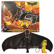 BATMAN Mattel Year 2005 DC Comics Begins Movie Series Gliding Action Fig... - $49.99
