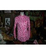 "VICTORIA'S SECRET ""Pink""  Sweet Pink Button Down Shirt Size XS - $11.88"