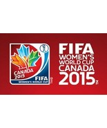 FIFA Women's World Cup Canada 2015 Magnet #2 - $7.99