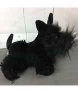 Webkinz Scotty Scottish Terrier Ganz Rare Black Plush Stuffed Animal Dog No Code - $39.95