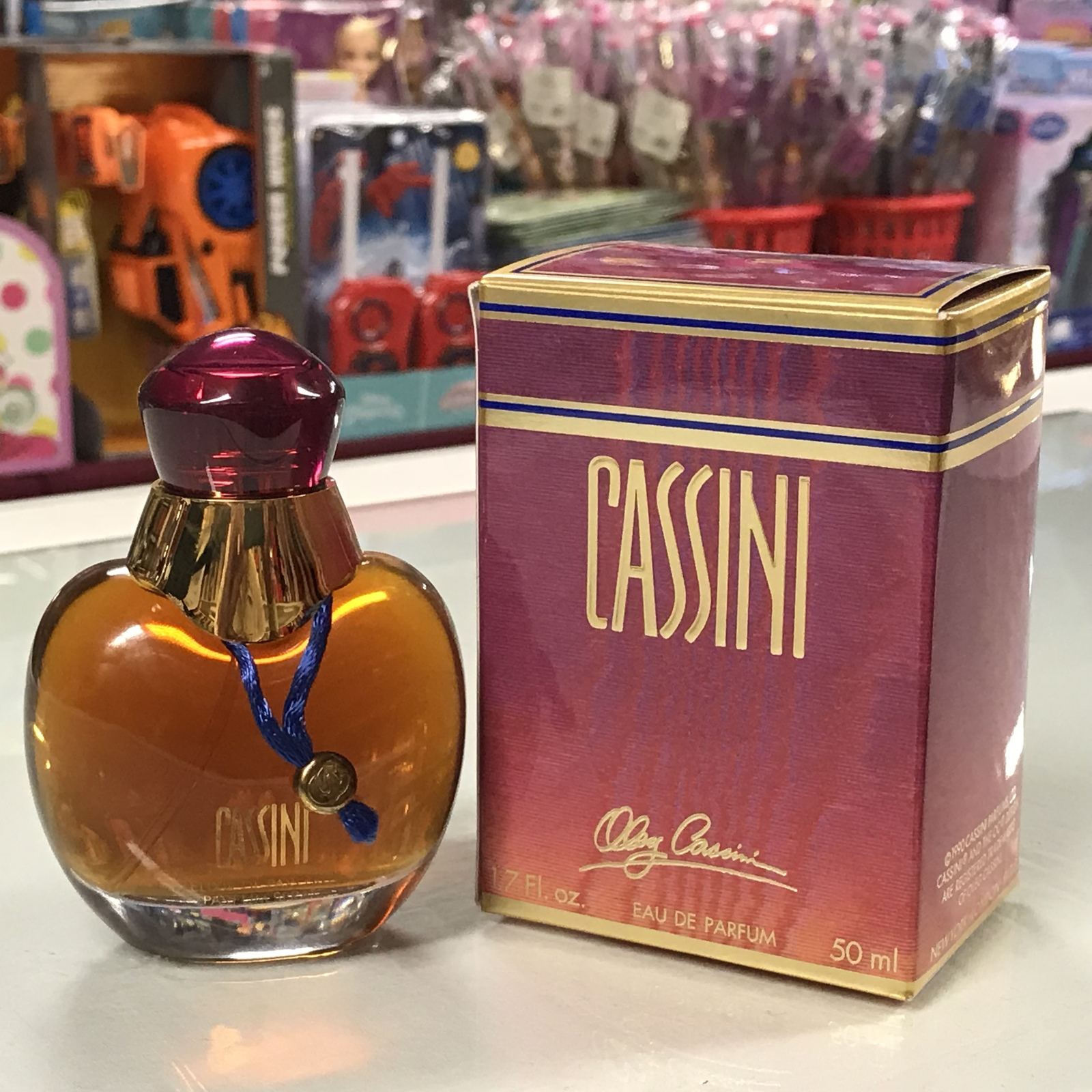 Cassini Perfume for Women 1.7 oz Eau De