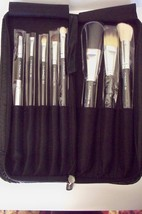 Professional Full Size M.A.C. Cosmetic 8-Piece Makeup Brush Set  - $120.00