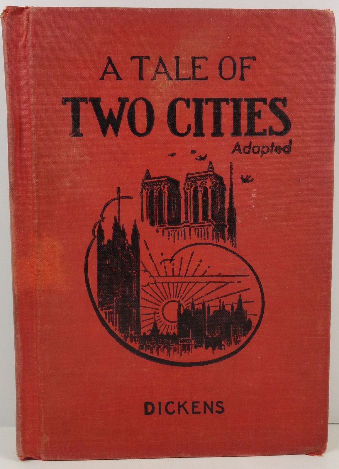 Primary image for A Tale of Two Cities Adapted by Mabel Dodge Holmes