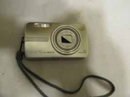 Olympus Stylus 750 7.1MP Digital Camera with Digital Image Stabilized 5x Optical - $12.00