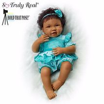 "*Hold That Pose ""Destiny"" Lifelike Baby Doll* - $173.97"