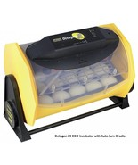 Octagon 20 ECO Incubator with egg turning cradle - $299.99