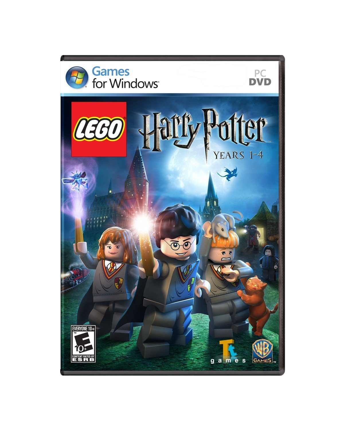 pc 1-4 lego potter download harry