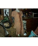 BATIK KERIS Charming Dress Size M - $12.87
