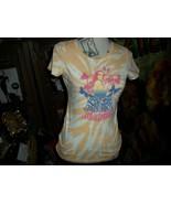 "JAKES DRY GOODS Sweet 'Festival Folk Music"" Graphic Tee Shirt Size S - $7.92"