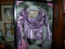 ANNACELLA {morocco} Lovely Lavender Top Size 8 jr - $11.88