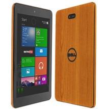 Skinomi Light Wood Skin+Clear Screen Protector for Dell Venue 8 (2014) - $22.99