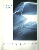 1993 CHEVROLET deluxe brochure catalog BERETTA LUMINA CAPRICE CLASSIC Chevy - $8.00