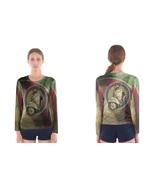 Vespa Long Sleeve Tee Women's T-Shirt - $23.99