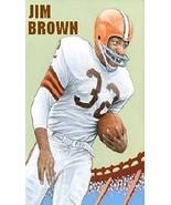 Jim Brown Magnet #1 - $7.99